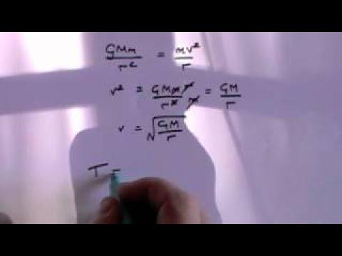 Gravitational Fields A Level Physics