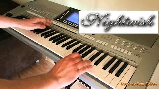 Nightwish - While Your Lips Are Still Red - Live Instrumental Version by Piotr Zylbert (HD)