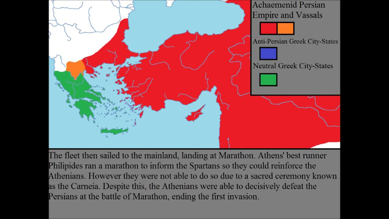 The persian invasions of greece youtube the persian invasions of greece gumiabroncs Choice Image