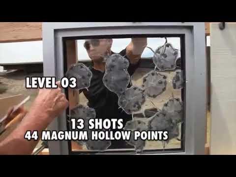 Shooting Bulletproof Glass, Ballistic Doors, And Bullet Resistant Frames - Total Security Solutions