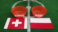 Emilias Fußball EM Tipp 2016 Schweiz : Polen
