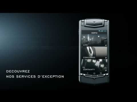 See, Touch, Hear with VERTU Ti (FR)
