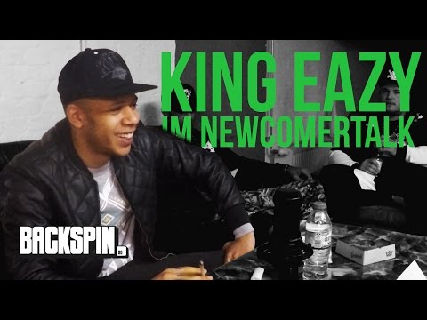 Aggro  Berlin  Gründer  signt  Trap-Rapper: KinG Eazy im Newcomertalk  (Interview)