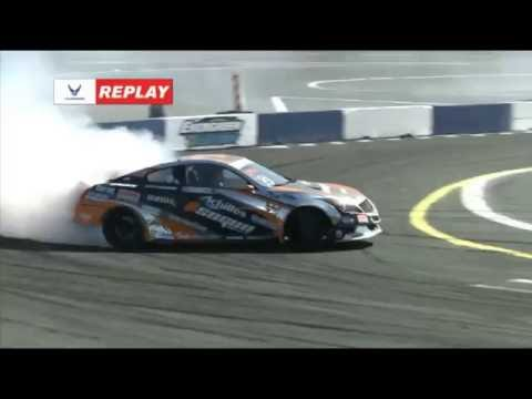 Formula Drift Rd 6 Qualifying FDSEA