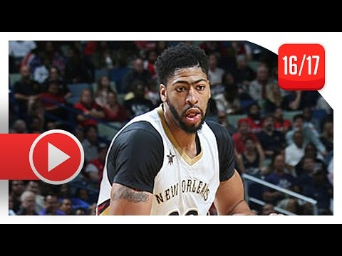 Anthony Davis Full Highlights vs Lakers...