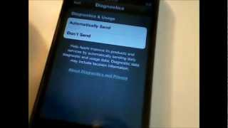 How to restore IPHONE 4
