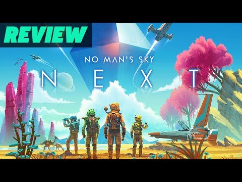 No Man's Sky: Next Review