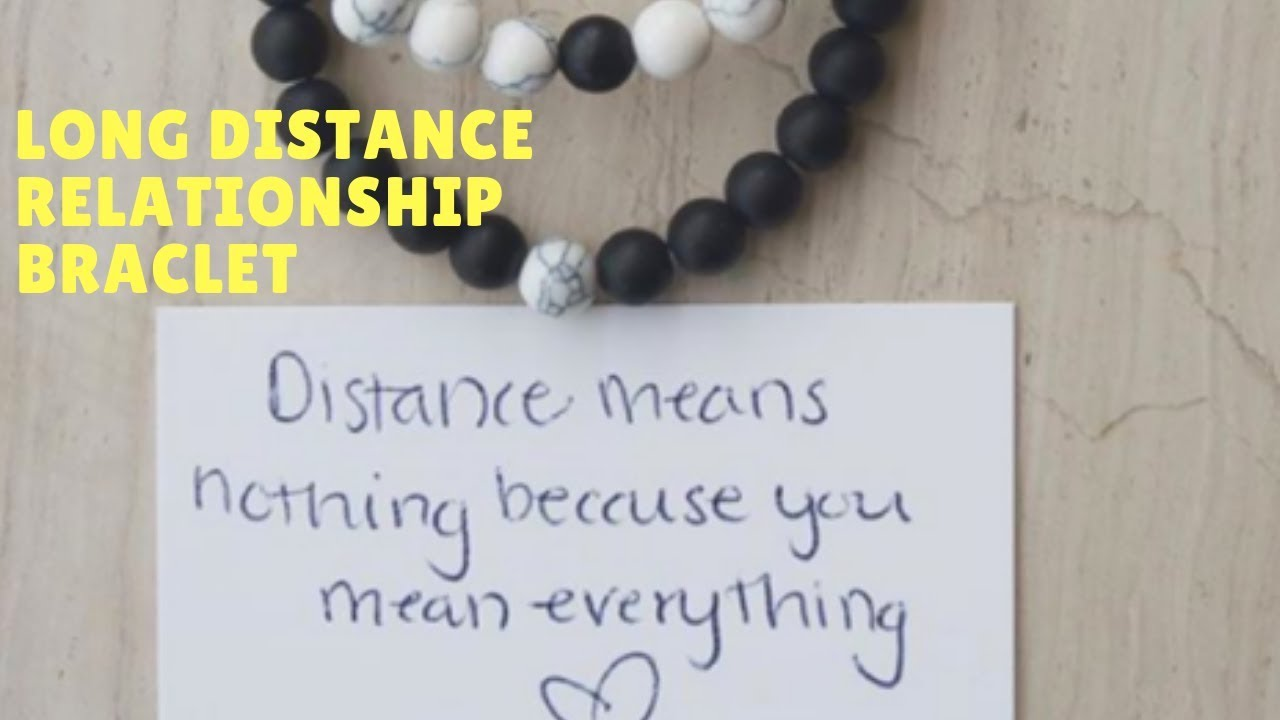 Best Long Distance Bracelets For Couples   FREE SHIPPING