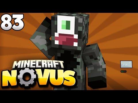 LITHIUM FÜR DEN REACTOR! - Minecraft NOVUS #83 | Zinus