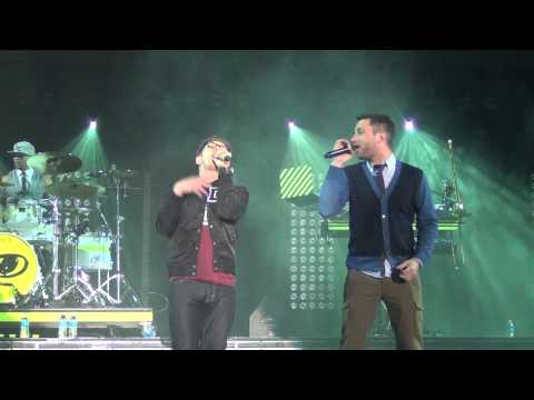 TobyMac & Brandon Heath Live: Steal My Show (Hits Deep Tour 2013)
