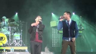 TobyMac & Brandon Heath Live: Steal My Show (Hits Deep Tour 2013)