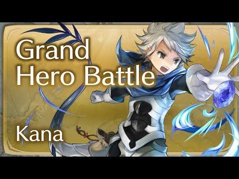 Fire Emblem Heroes: Infernal Grand Hero Battle, Kana (Quest)