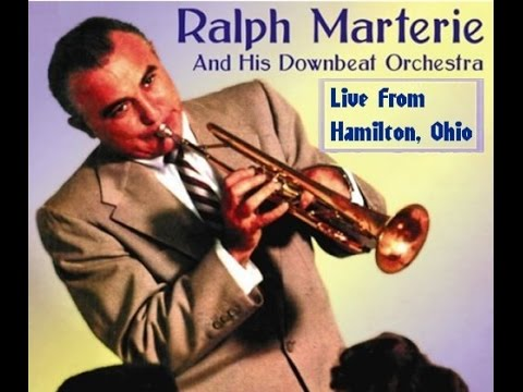Ralph Marterie and his Orchestra live from Hamilton, Ohio