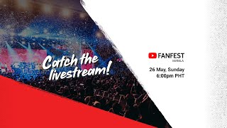 YouTube FanFest Manila 2019 - Livestream