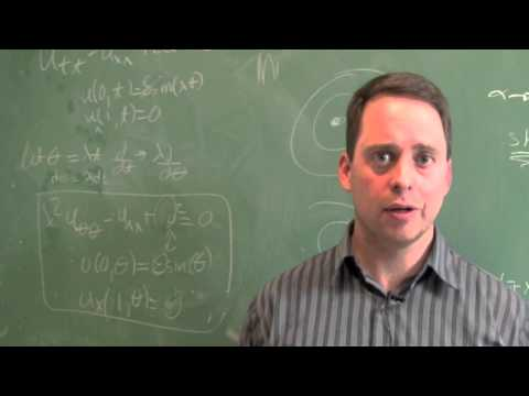 Science Café - Chaos: Finding order in disorder