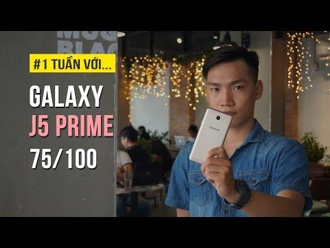 Samsung Galaxy J5 Prime - Đánh giá chi tiết sau một tuần trải nghiệm