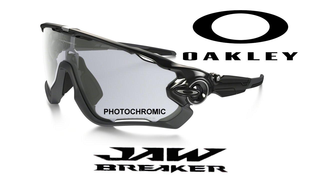 aaa63cdc01ee9 🕶 Gafas OAKLEY JAWBREAKER fotocromáticas en español. ¡100 ...