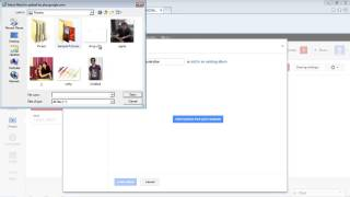 how to upload images on google | How to upload pictures to google images 2013