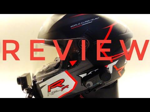KYT NF-R HELMET / ENGLISH REVIEW UNBOXING / New HELMET!