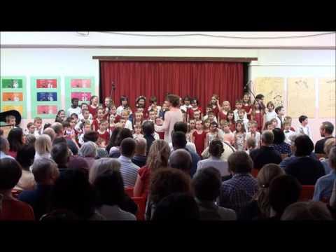 OŠ bratov Polančičev Maribor - Koncert šolskih pevskih zborov  2016