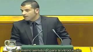 Vehículo eléctrico en Euskadi (Óscar Rodríguez Vaz) - Parlamento Vasco