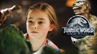 IS MAISIE PART RAPTOR? | Jurassic World: Fallen Kingdom Speculation