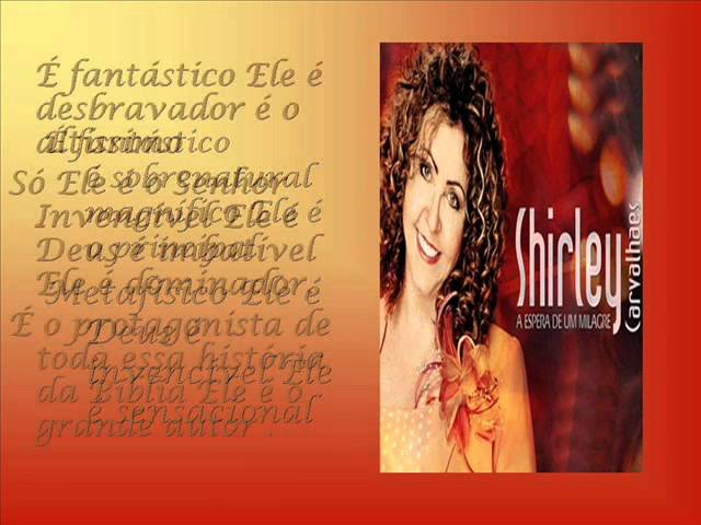 cd shirley carvalhaes 2011