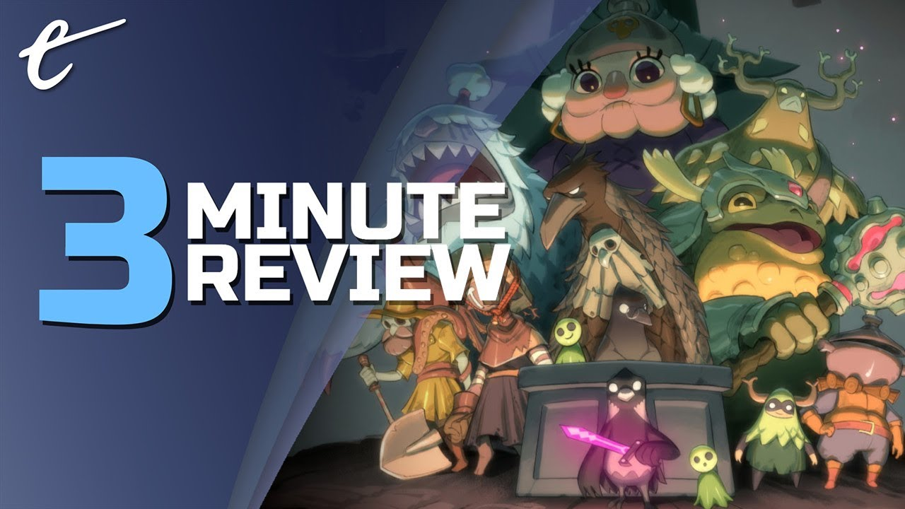 Death's Door   Review in 3 Minutes (Video Game Video Review)