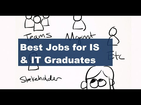 Jobs For Information Systems Majors Explained: IT Consultant, IT Analyst, Project Manager & More