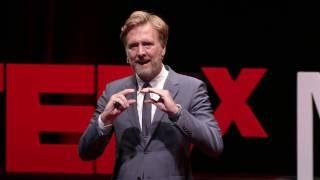 العمارة التي تتحدى مفهوم الخاص بك من الواقع | مارك فوستر Gage | TEDxMidAtlantic
