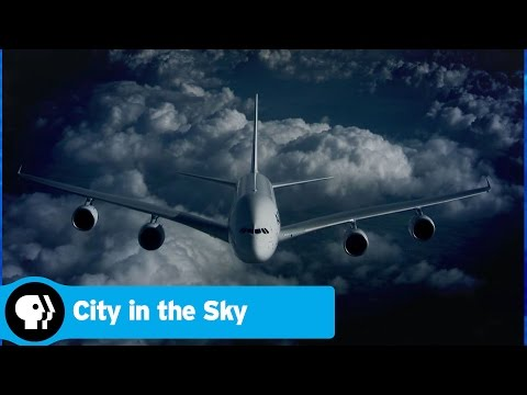 How Pilots Find Their Way in the Sky   CITY IN THE SKY   PBS