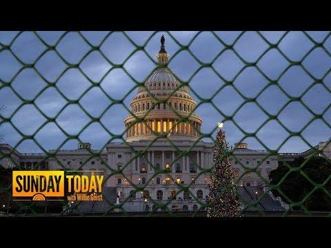 Partial Government Shutdown To Last Through Christmas | Sunday TODAY