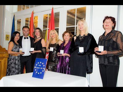 Premios Foro Europa 2001 CanaleventoTV  26 11 2016