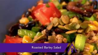 Simple Lunch Solutions: Roasted Barley Salad