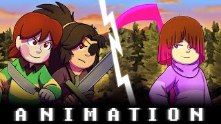 Interlopers: VS Bête Noire | COLLAB FULL ANIMATION