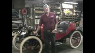 Talking About the Motor in the 1914 Saginaw Cyclecar