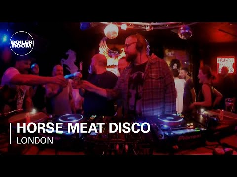 Horse Meat Disco Boiler Room London DJ Set