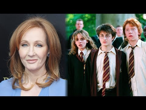 JK Rowling APOLOGIZES For Killing Off Another Harry Potter Character