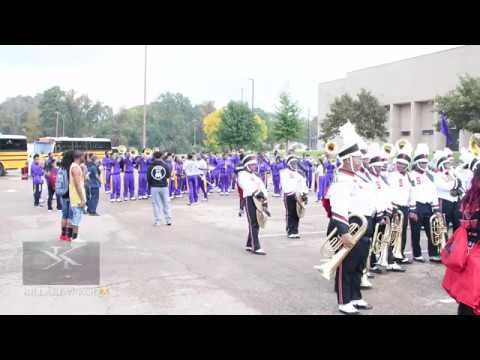 London, Uk. New Year's Day Parade Jan1 2016. Marching Band ... |Edna Karr High School Band