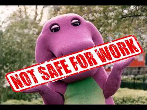 Barney the Tantric Dinosaur (Song Parody)