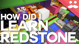 How Did I Learn Redstone in Minecraft?