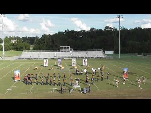 Headland High School Marching Band 09292018