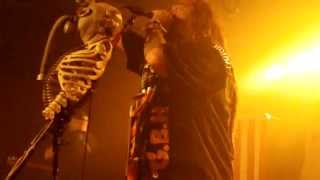 "SOULFLY - ""NO"" 10/03/2014 MAXIMUM CAPACITY - CHICOPEE,MASSACHUSETTS"