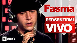 FASMA dal vivo a Radio2 Social Club - PER SENTIRMI VIVO (Sanremo Nuove Proposte 2020)