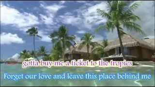 Gerard Joling Ticket to the tropics Karaoke
