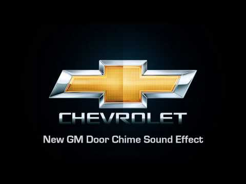 New GM (Chevy/GMC/Cadillac...) Door Chime Sound Effect (HQ)
