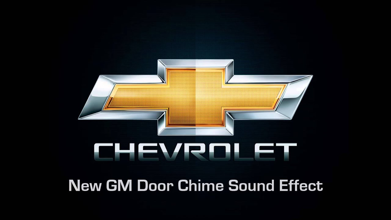 New GM (Chevy/GMC/Cadillac   ) Door Chime Sound Effect (HQ)