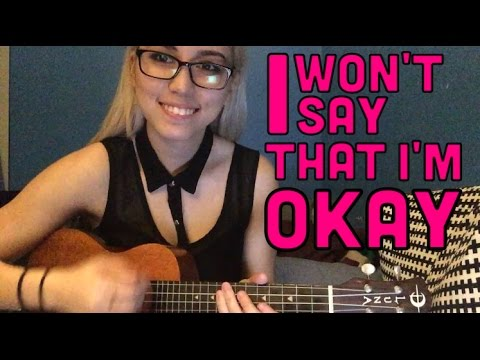 I Won't Say That I'm Okay by Front Porch Step   Cover by Dianna Brooks   THROWBACK THURSDAY