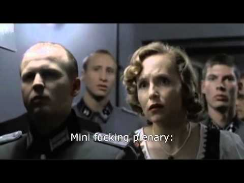 Hitler finds out Ofsted are arriving