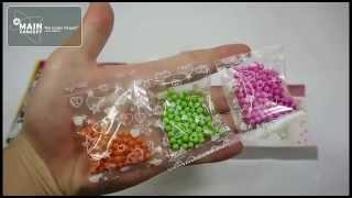 Đồ Chơi Trẻ Em Nhật Bản - Làm Kem Dâu Và Kẹo Mút Socola